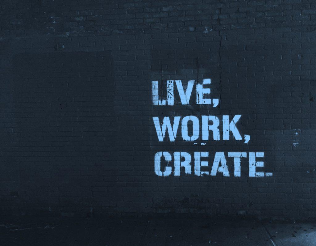 Live Work Create Blog
